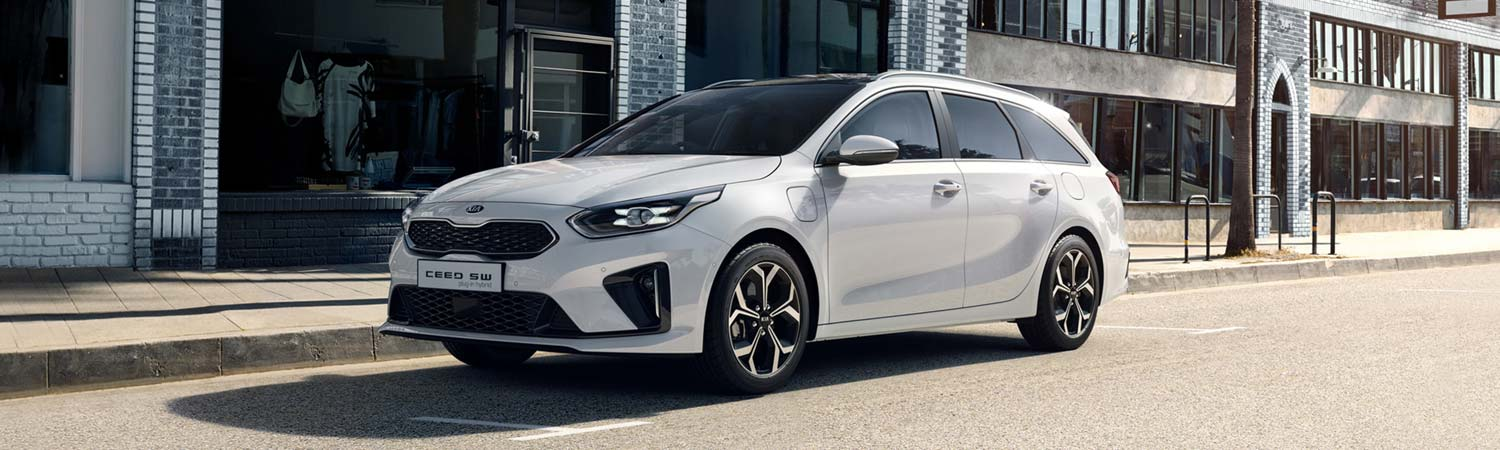 Kia Ceed Sportswagon PHEV Business Offer