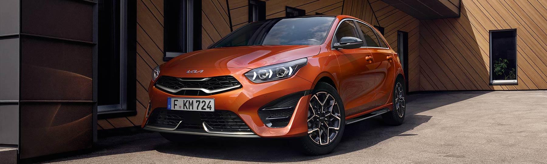 All-New Kia Ceed New Car Offer
