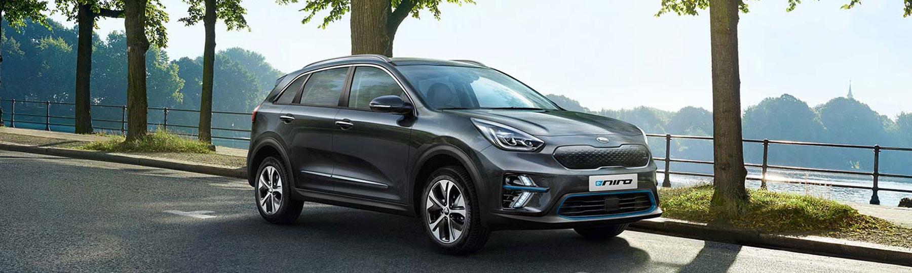 Kia e-Niro New Car Offer