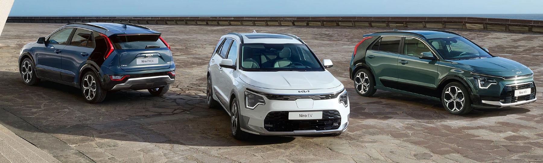 Kia Niro Plug-in Hybrid New Car Offer