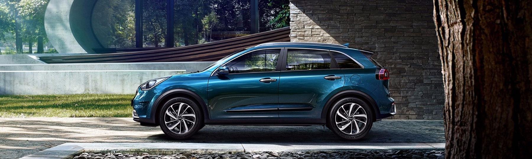 Kia Niro Self-Charging Hybrid New Car Offer