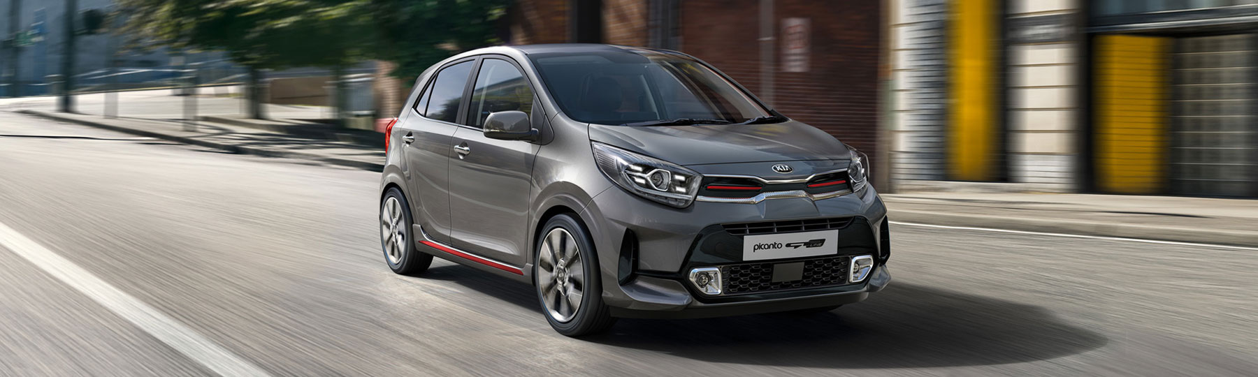 Kia Picanto New Car Offer
