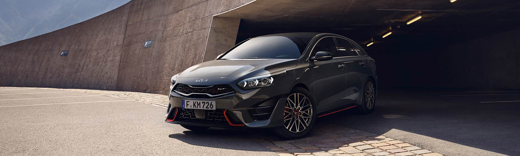 All-New Kia ProCeed New Car Offer