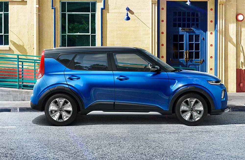 Kia Soul Ev New Car Offer
