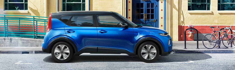 All-New Kia Soul EV Business Offer