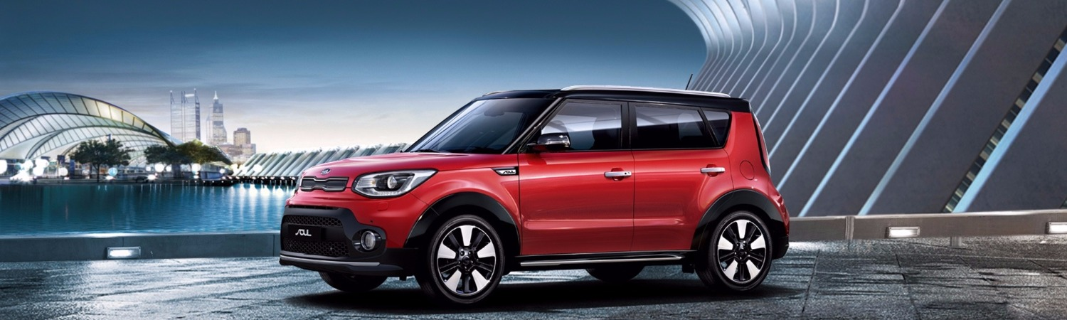 KIA Soul PCP Finance Deal