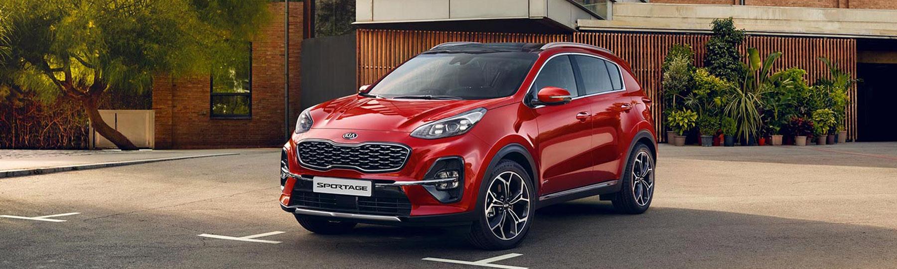 kia Sportage New Car Offer