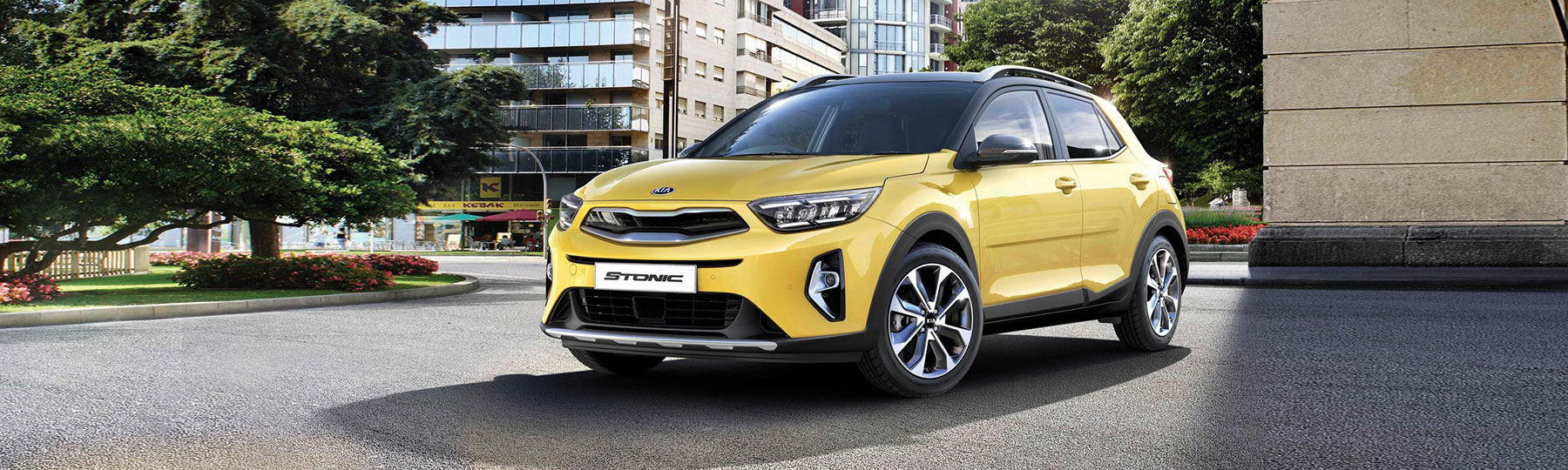 kia Stonic New Car Offer