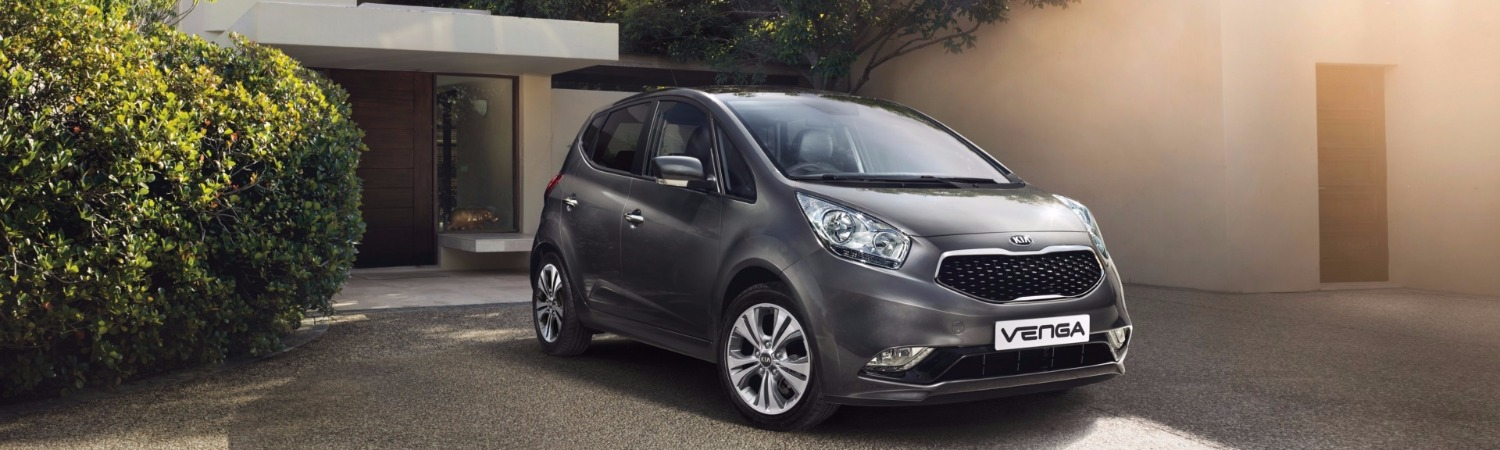 Kia Venga New Car Offer