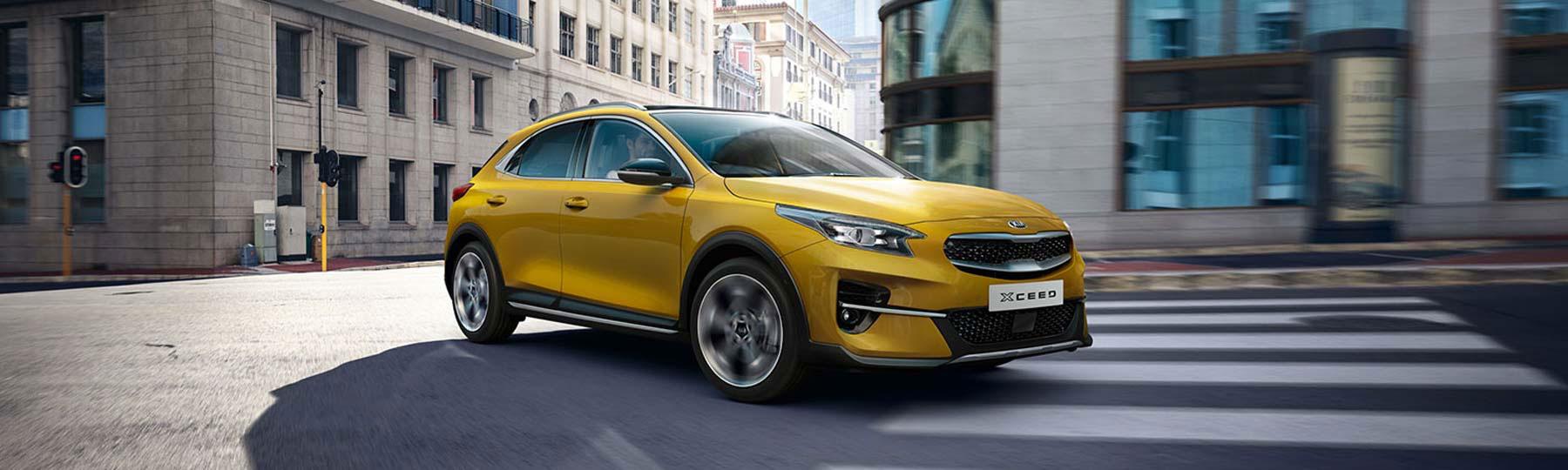 Kia XCeed New Car Offer