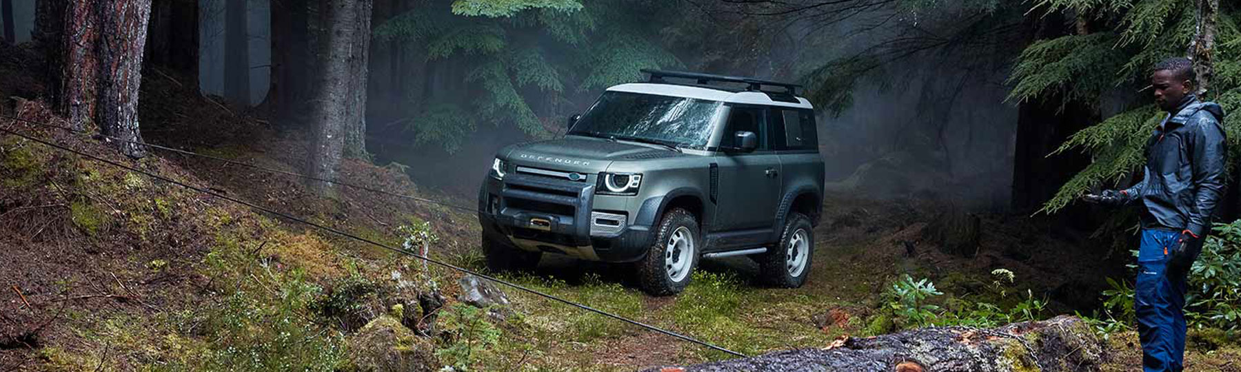 land rover Defender 90 Personal Contract Hire Offer