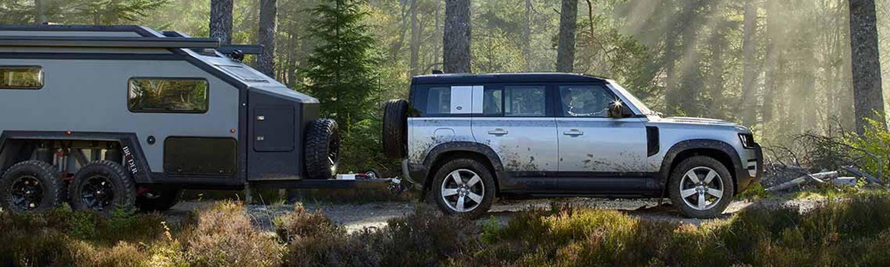 Land Rover Defender Business Offer