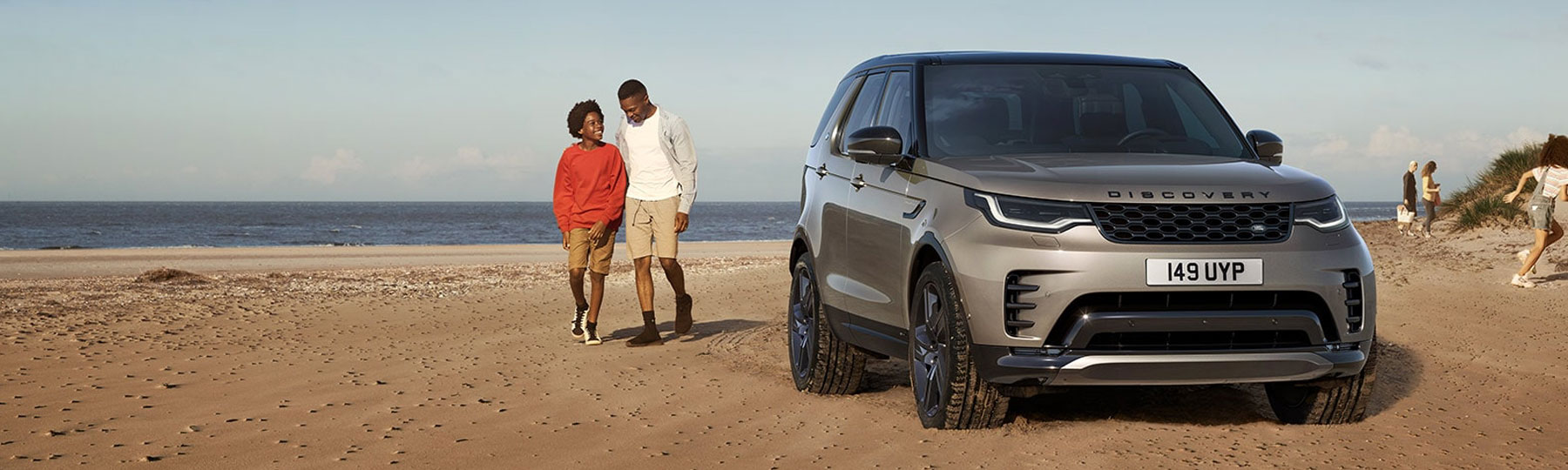 New Land Rover Discovery Business Offer