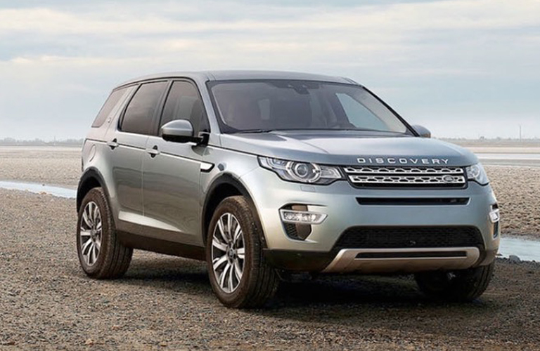 Land Rover Fleet & Business Discovery Sport Contract Hire