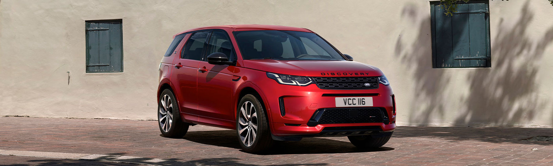 New Land Rover Discovery Sport Business Offer