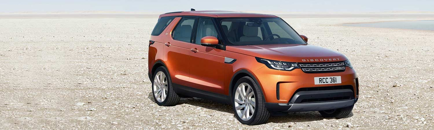 Land Rover Fleet & Business Discovery Contract Hire