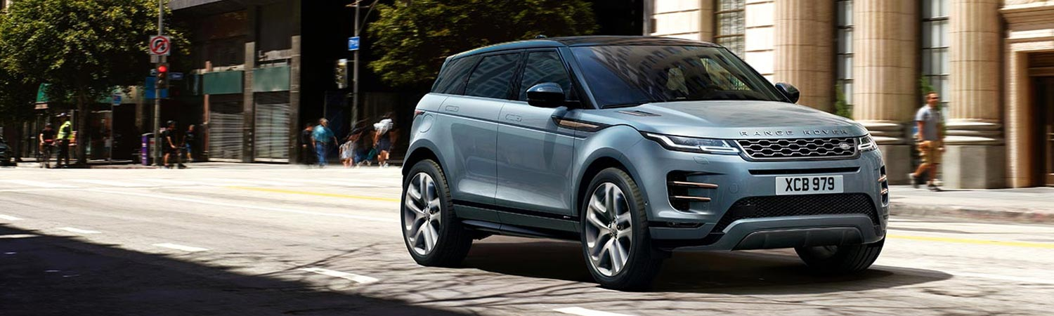 New Land Rover Range Rover Evoque Personal Contract Hire Offer