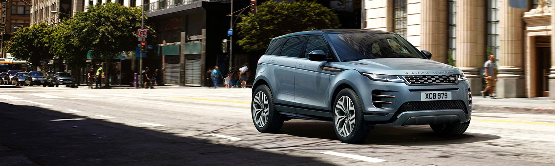 Land Rover Fleet & Business Evoque Contract Hire