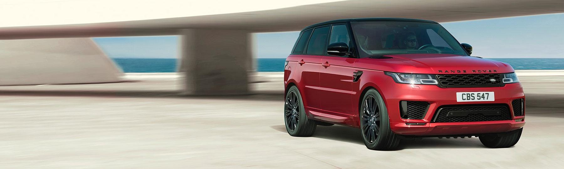 land rover Range Rover Sport New Car Offer