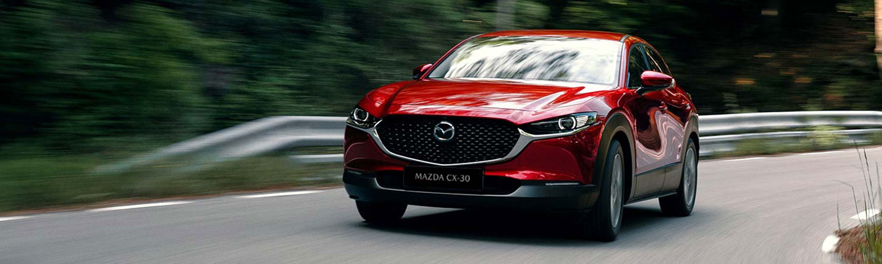 All-New Mazda CX-30 New Car Offer