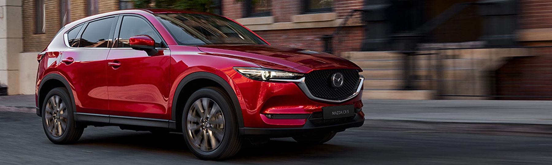 mazda CX 5 New Car Offer