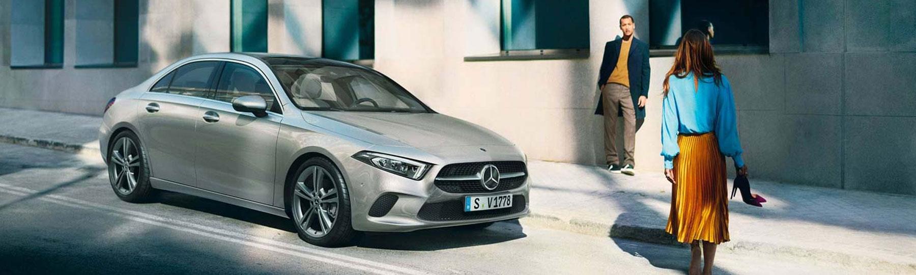 mercedes benz A-Class Saloon New Car Offer