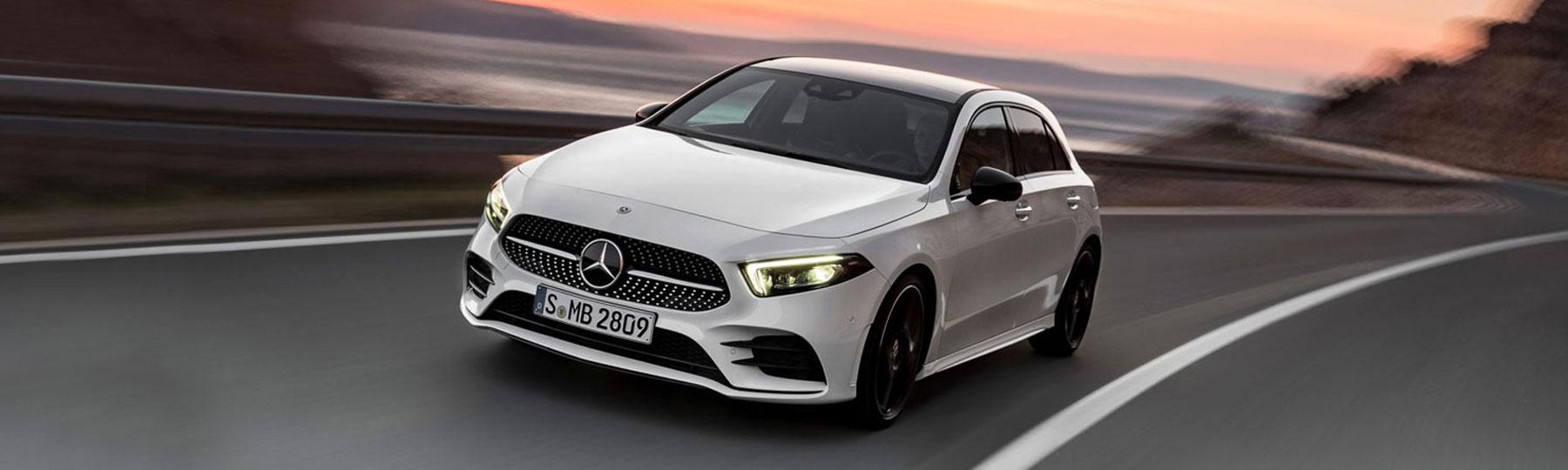 Mercedes-Benz A-class New Car Offer