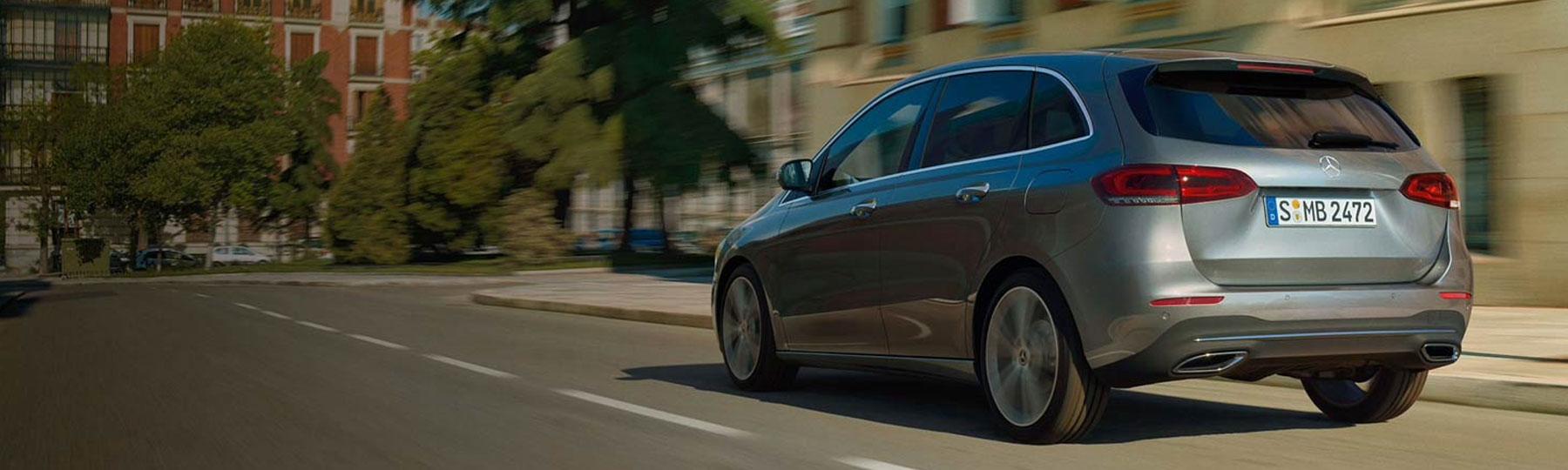 Mercedes-Benz B-class New Car Offer