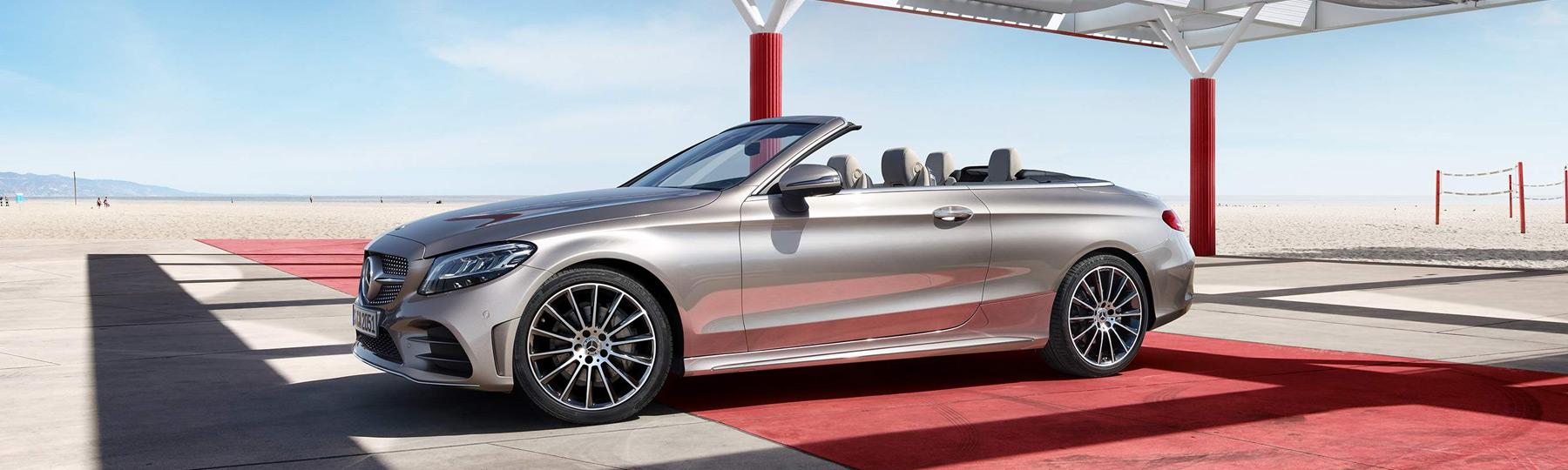 mercedes benz C-Class Cabriolet New Car Offer