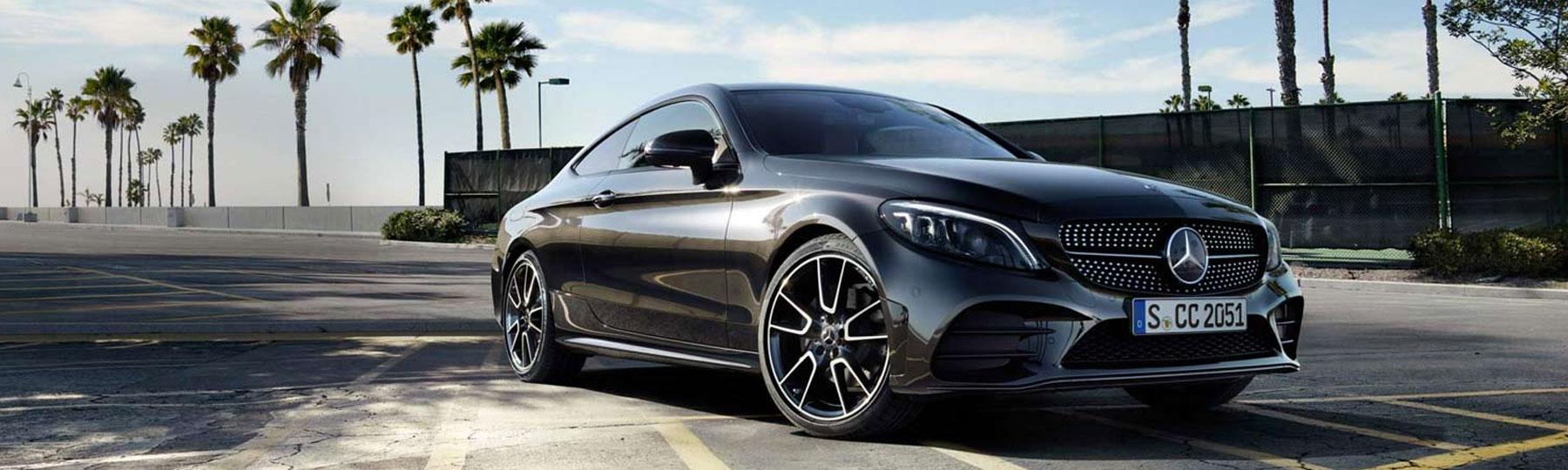 mercedes benz C-Class Coupé New Car Offer