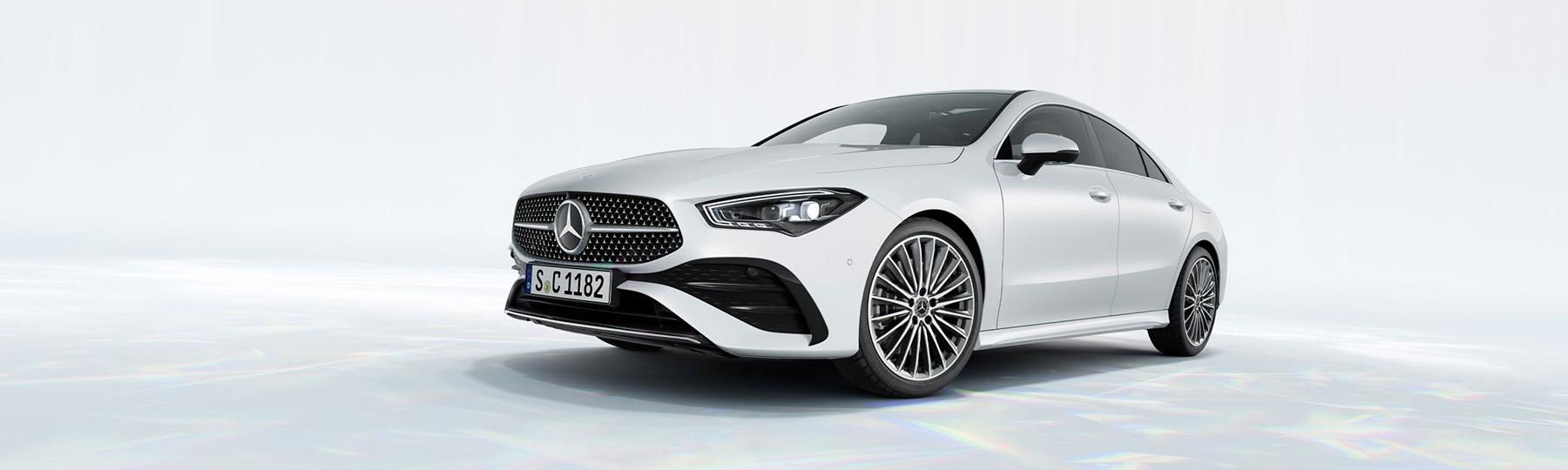 mercedes benz CLA Coupé New New Car Offer
