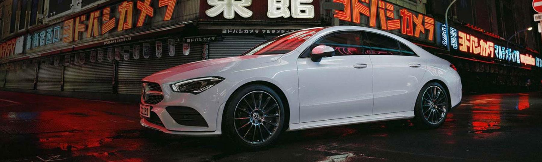 mercedes benz CLA Coupé New Car Offer