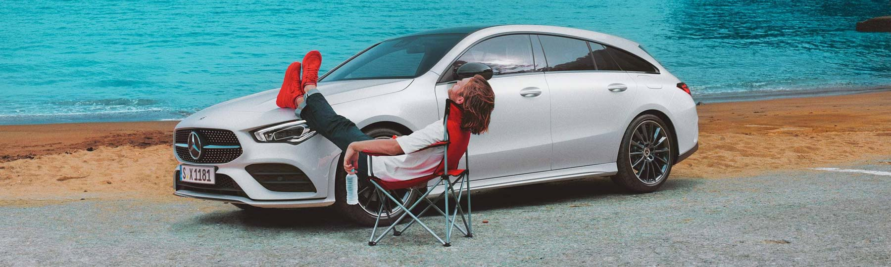 New Mercedes-Benz CLA Shooting Brake New Car Offer