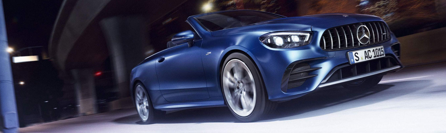 mercedes benz E-Class Cabriolet New Car Offer