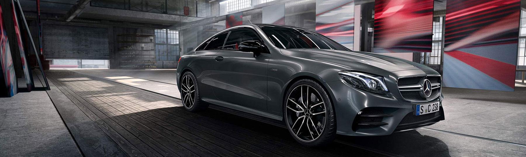 mercedes benz E-Class Coupé New Car Offer