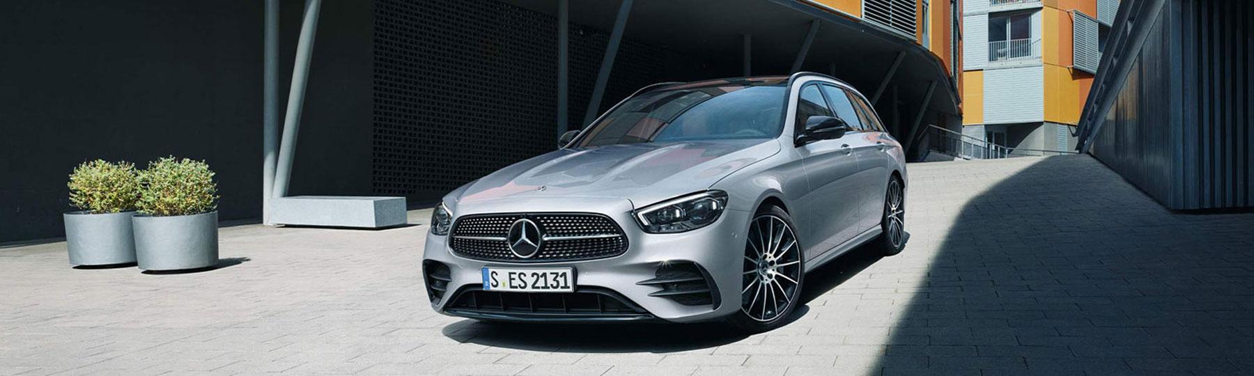 mercedes benz E-Class Estate New Car Offer
