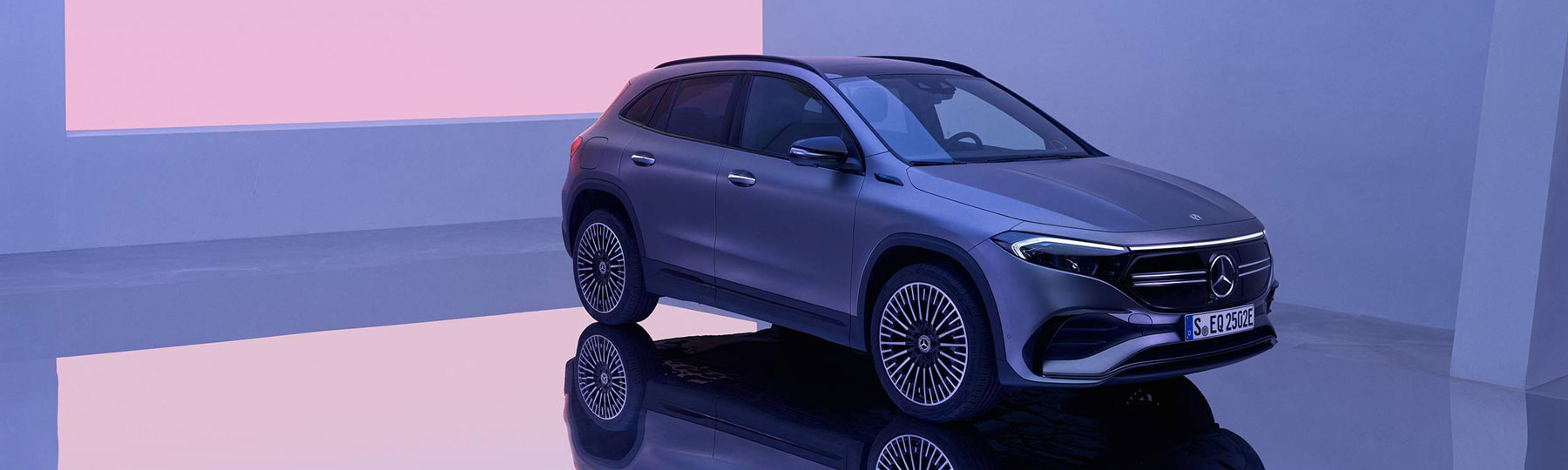 mercedes benz EQA New Car Offer