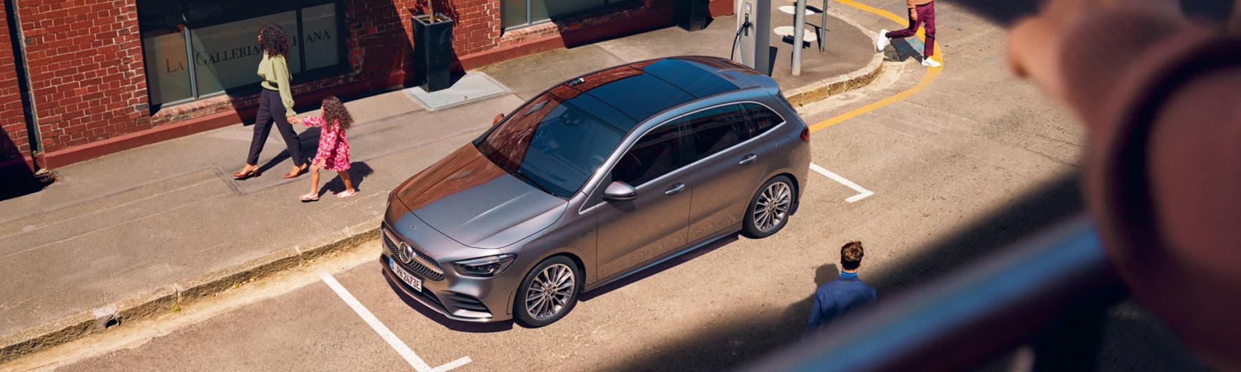 mercedes benz EQC New Car Offer