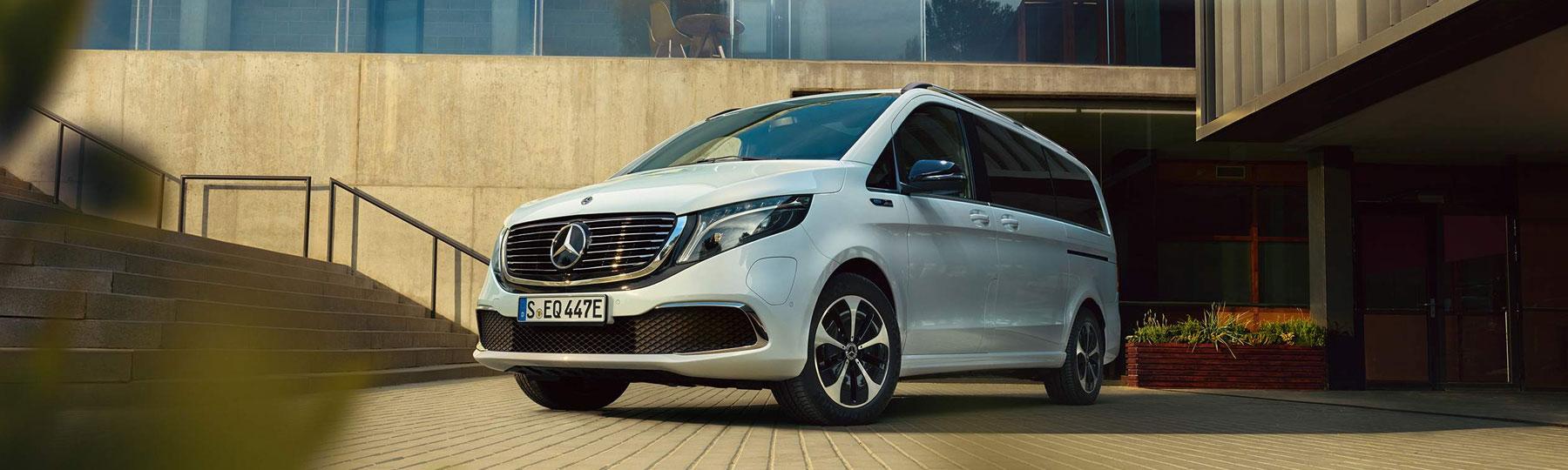 mercedes benz EQV New Car Offer