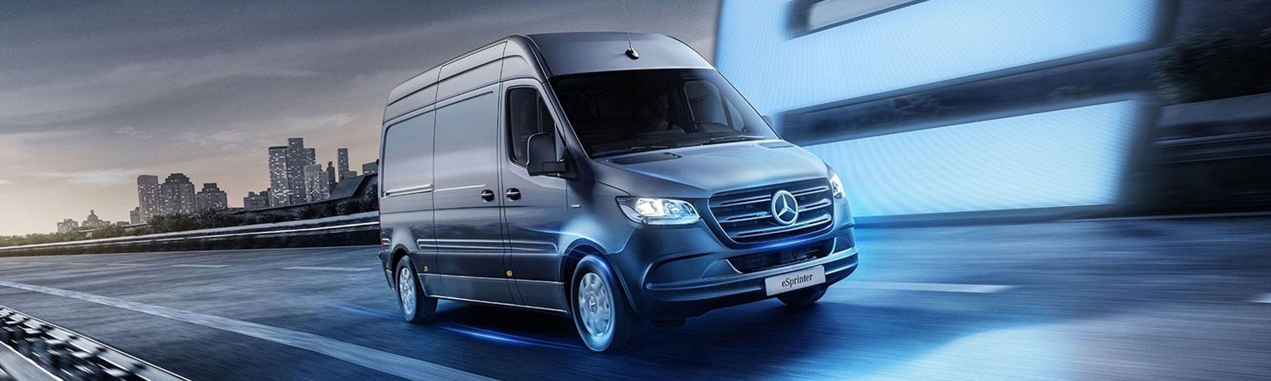 New Mercedes-Benz eSprinter New Van Offer