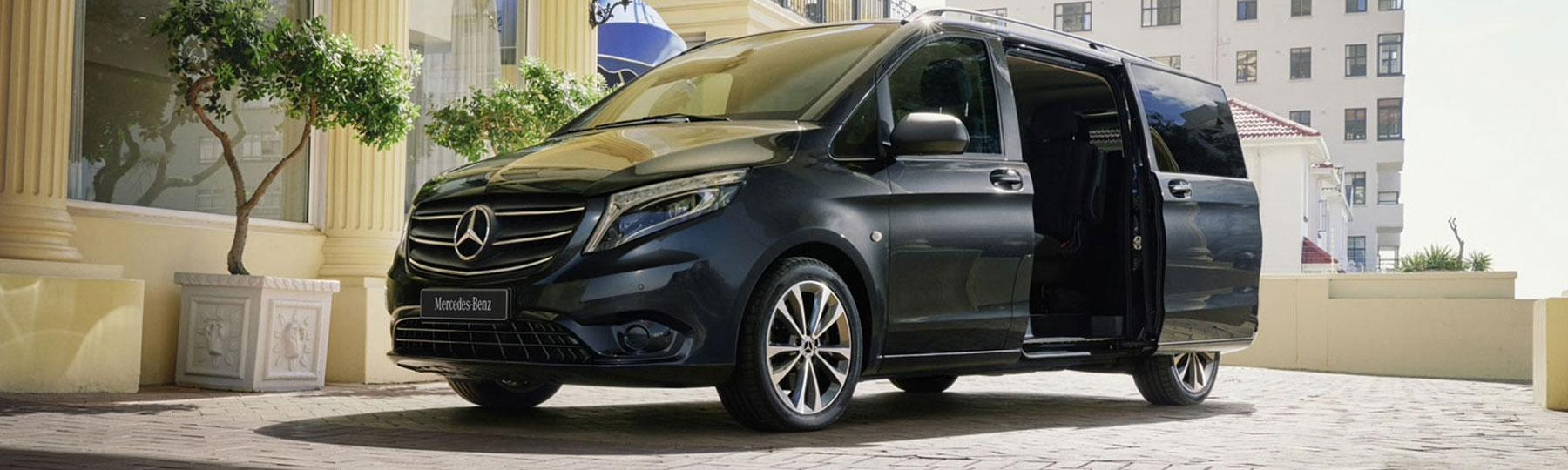 New Mercedes-Benz eVito Tourer New Van Offer