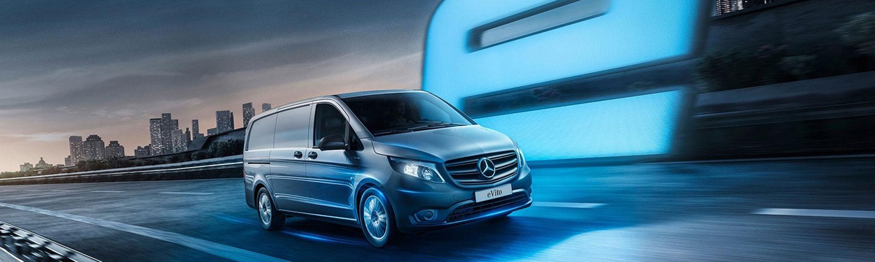 New Mercedes-Benz eVito New Van Offer