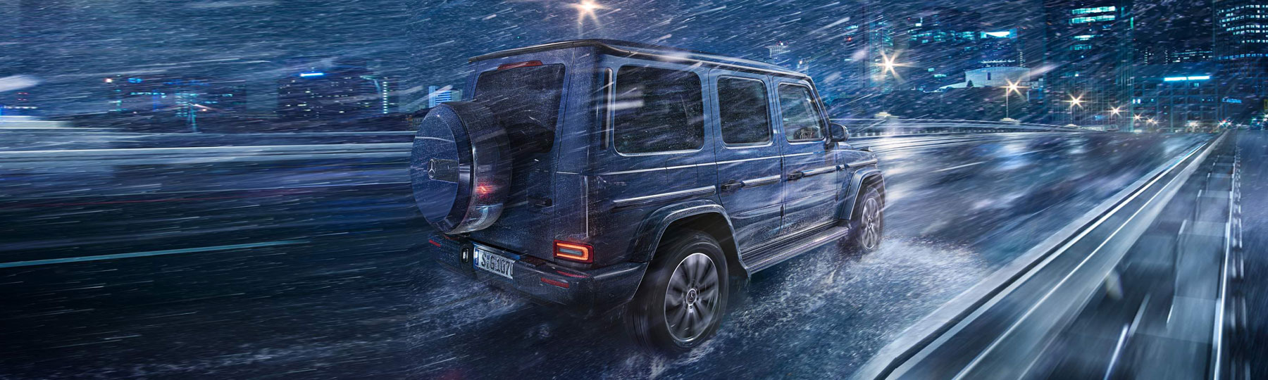 Mercedes-Benz G-class Personal Contract Hire Offer