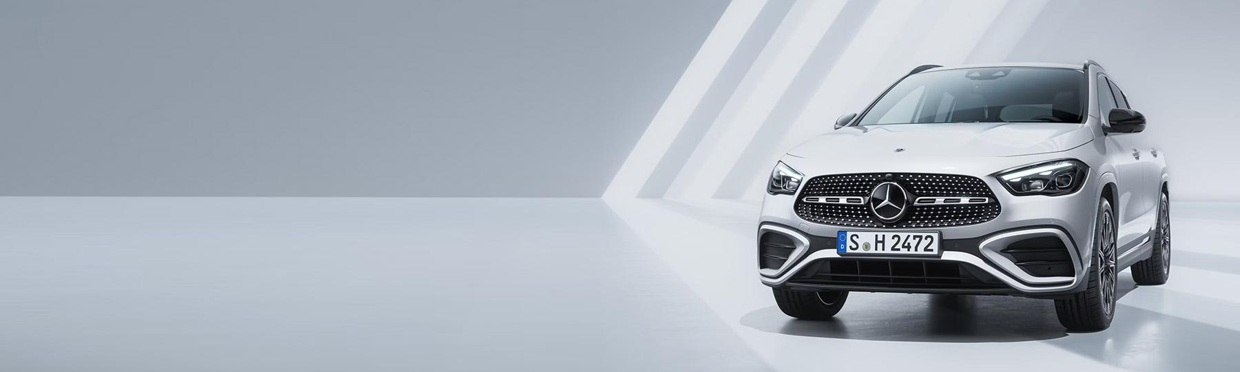 New Mercedes-Benz GLA Business Offer