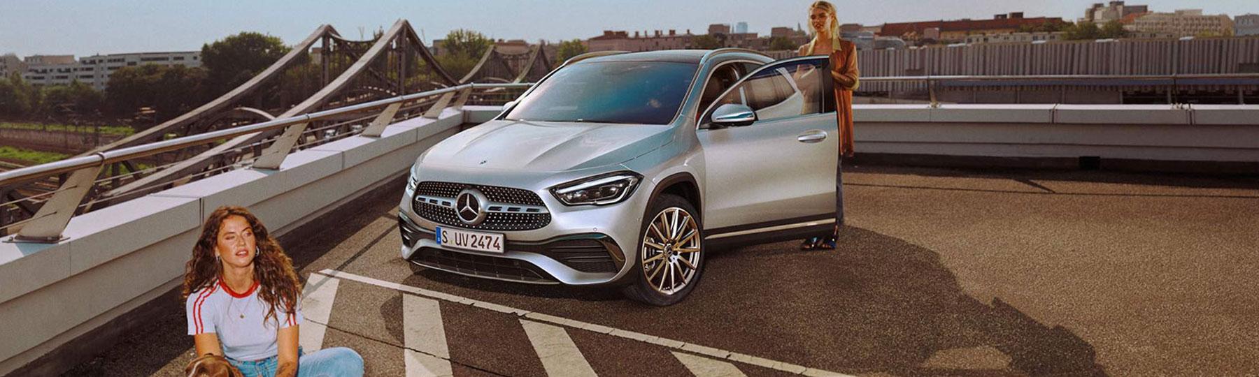 mercedes benz GLA New Car Offer