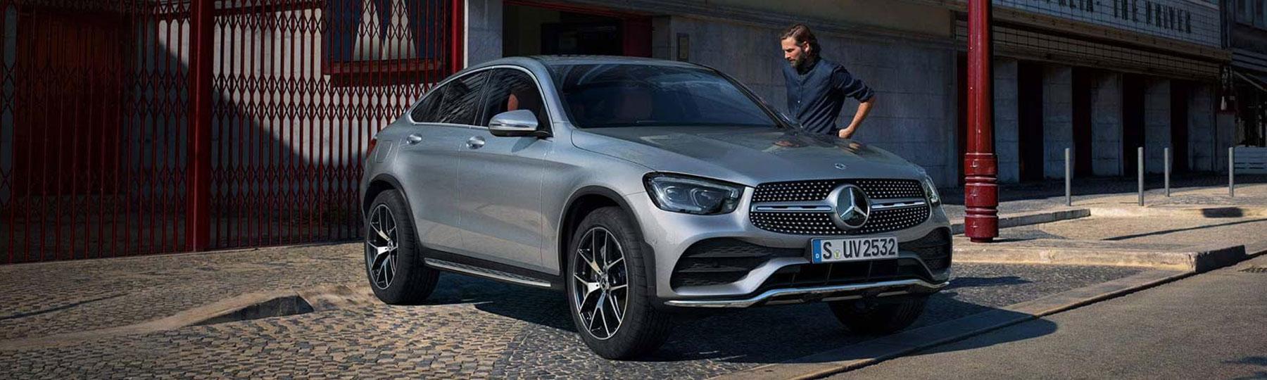 Mercedes-Benz GLC Coupé New Car Offer