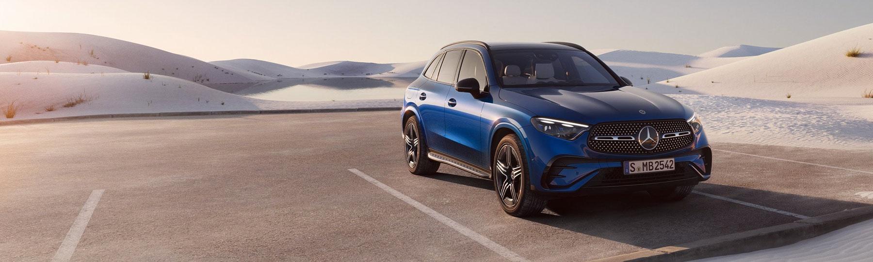 New Mercedes-Benz GLC Business Offer