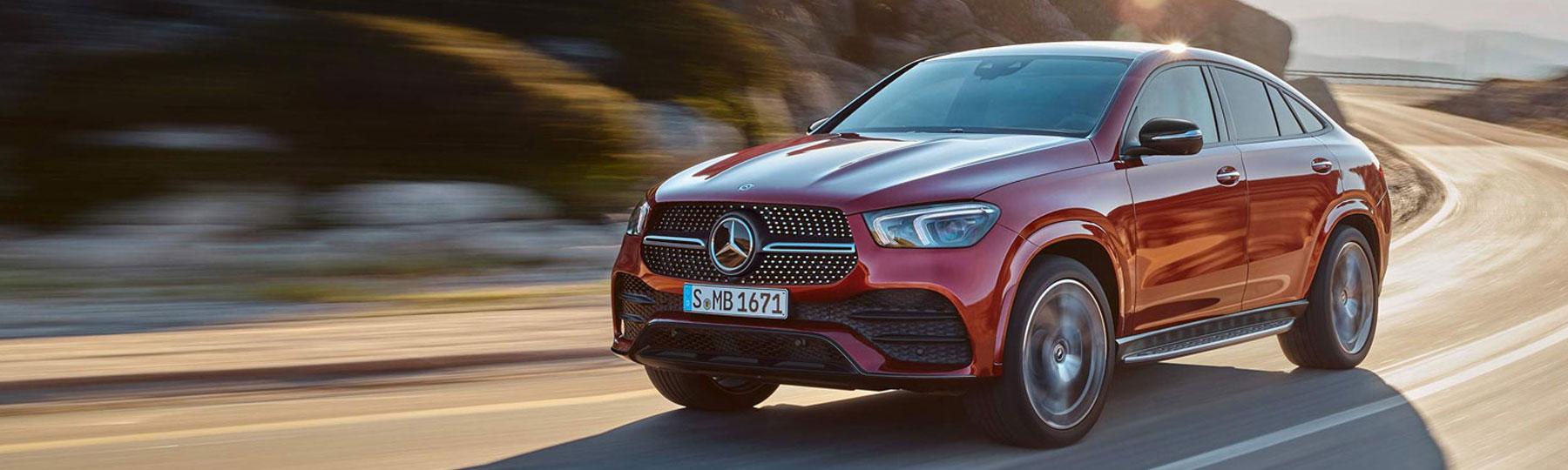 mercedes benz GLE Coupé New Car Offer