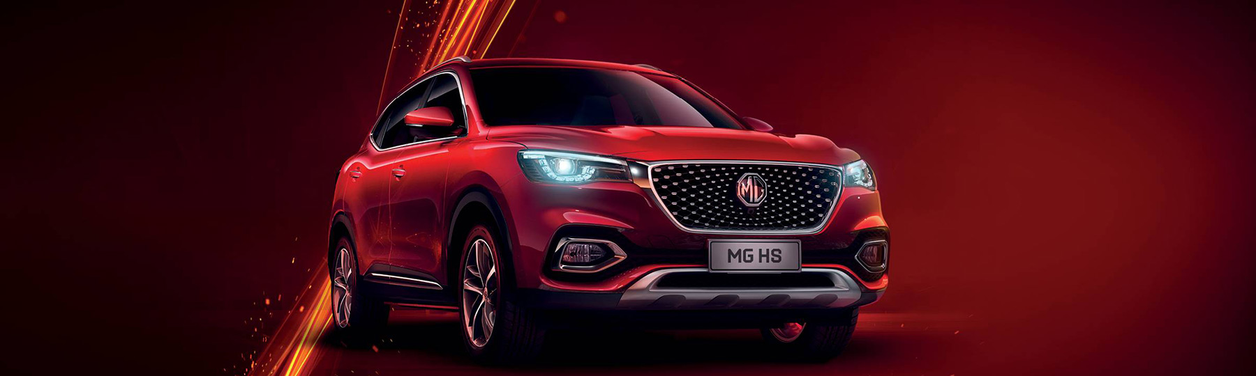 New MG HS Excite - Business Contract Hire