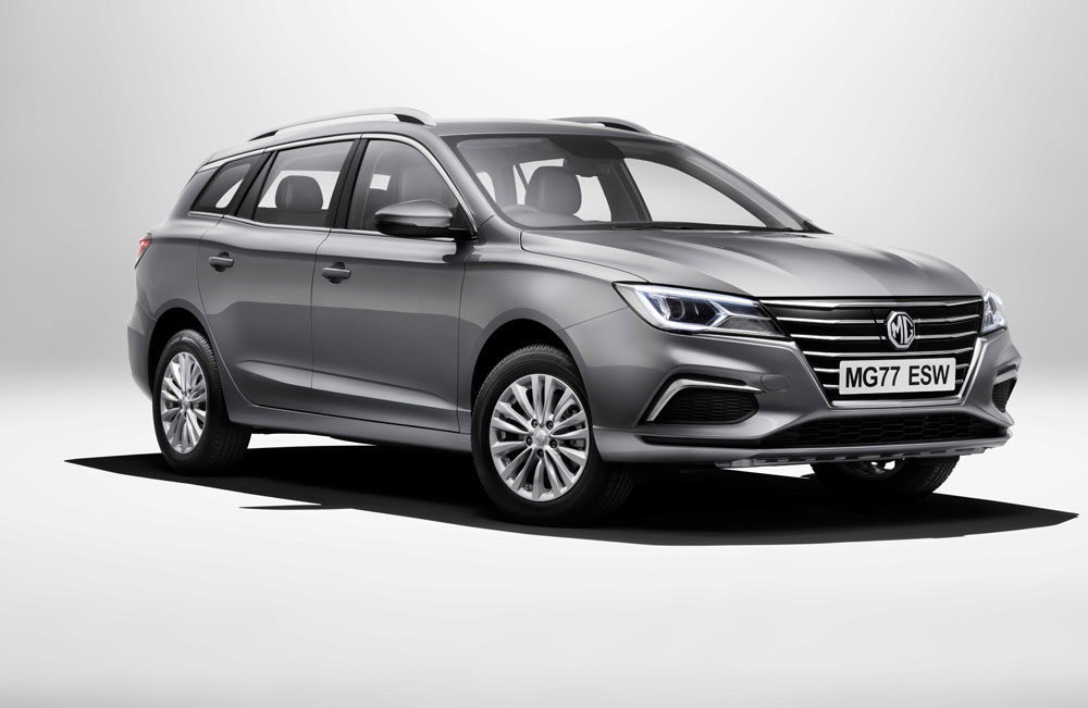 All New MG5 Excite - Business Contract Hire